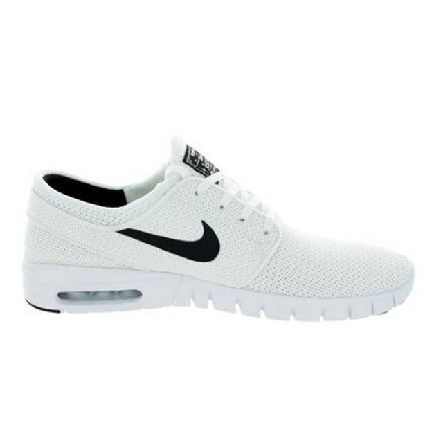 Nike Stefan Janoski Air Max White/Black