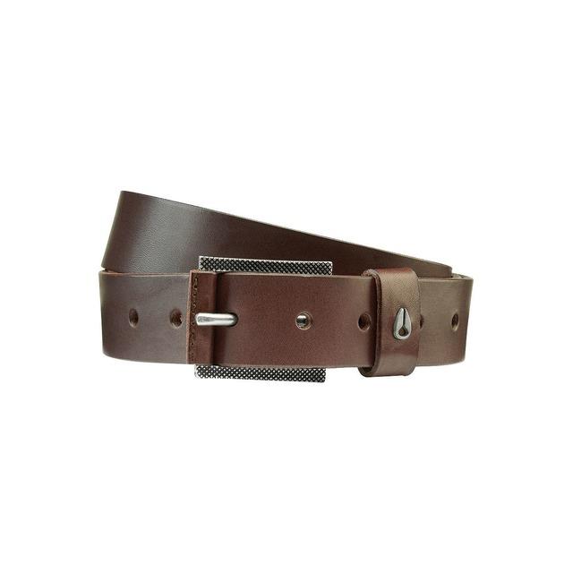 Nixon Americana Slim Belt II Dark Brown