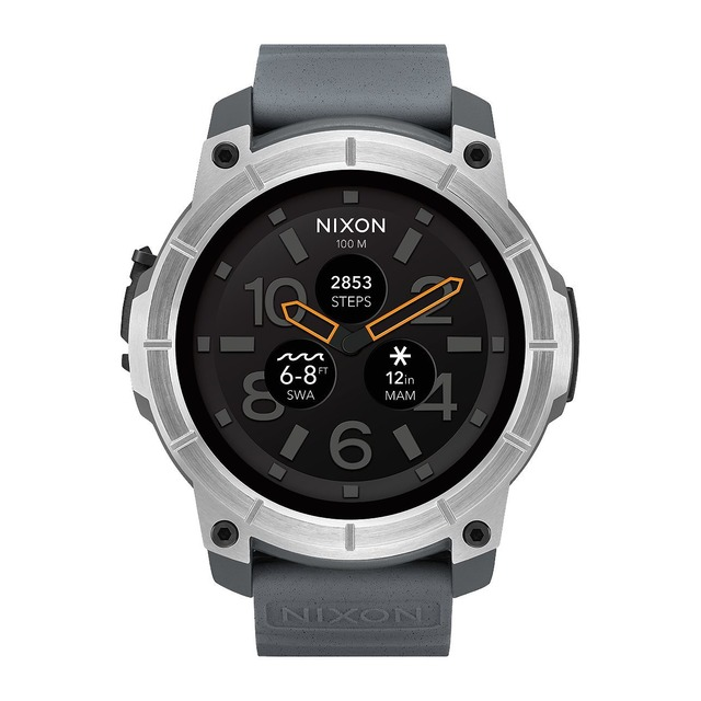 Nixon The Mission Concrete