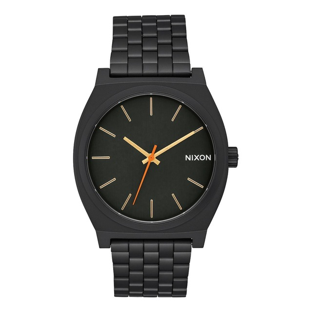 Nixon Time Teller All Black/ Surplus