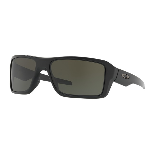 Oakley Double Edge Matte Black/ Dark Grey