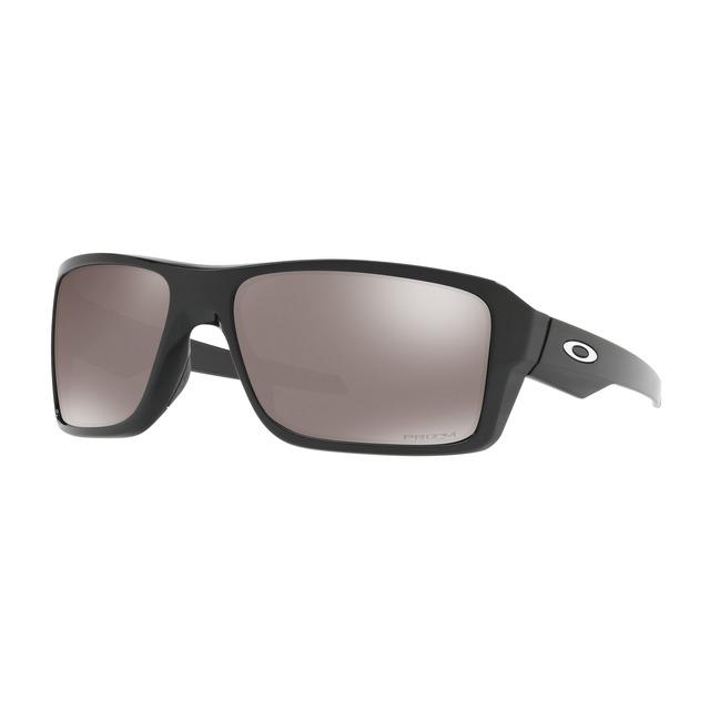 Oakley Double Edge Polished Black/ Prizm Black Polarized
