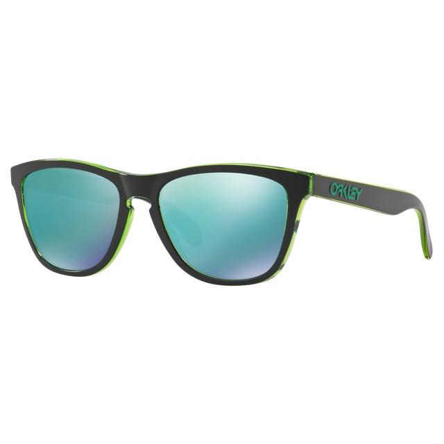Oakley Frogskins Eclipse Green/ Jade Iridium