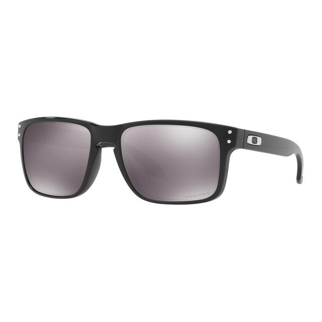 Oakley Holbrook Polished Black/ Prizm Black Iridium