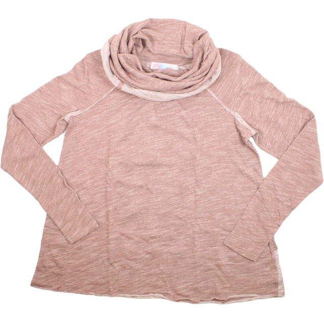 Free People PO Cocoon Cowl Rose