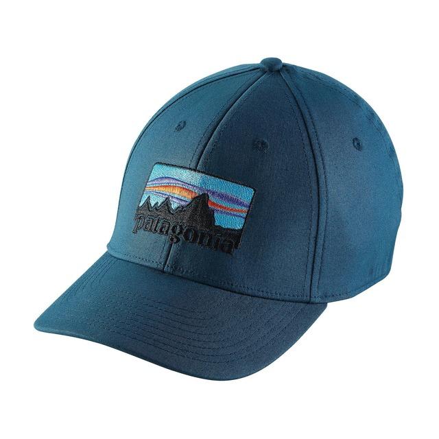 Patagonia '73 Logo Bay Blue