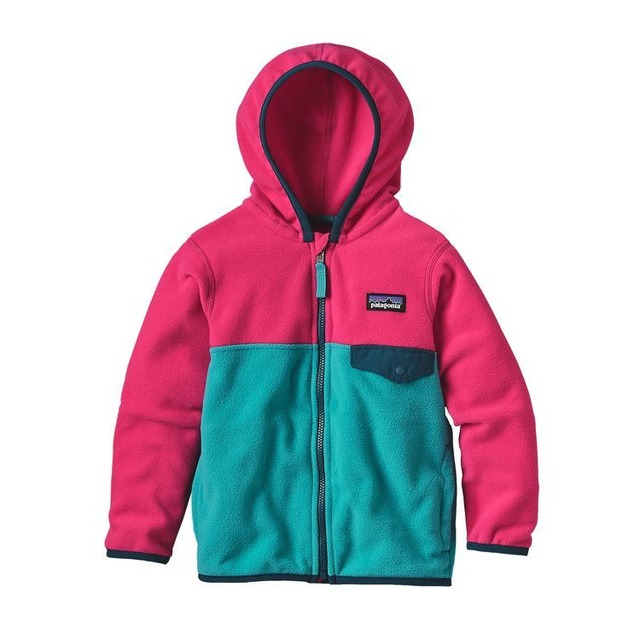 Patagonia Baby Micro D Snap-T Jkt Epic Blue