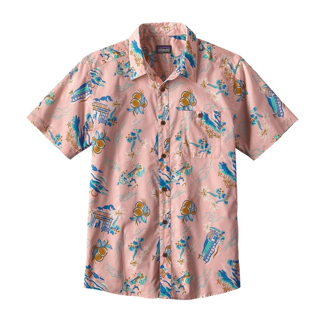 Patagonia Go To C Street: Feather Pink