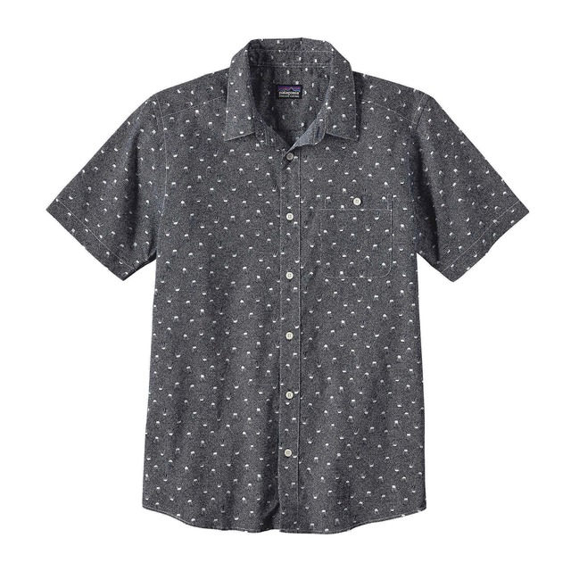 Patagonia Go To Jellyfish Small: Navy Blue
