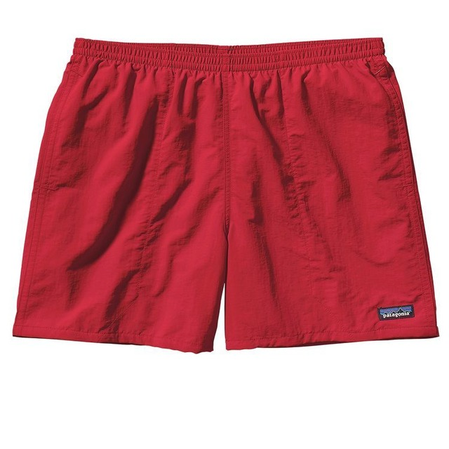 Patagonia M Baggies Fire