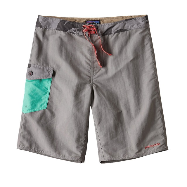 Patagonia Patch Pocket Wavefarer Feather Grey