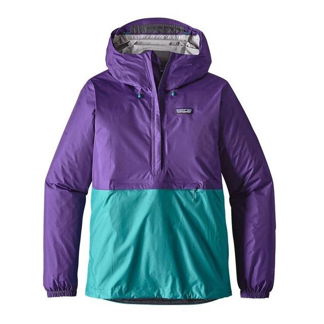 Patagonia Torrentshell Pullover Purple