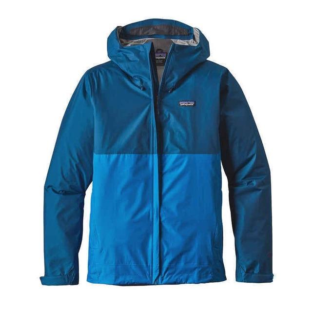Patagonia Torrentshell Big Sur Blue/Andes Blue