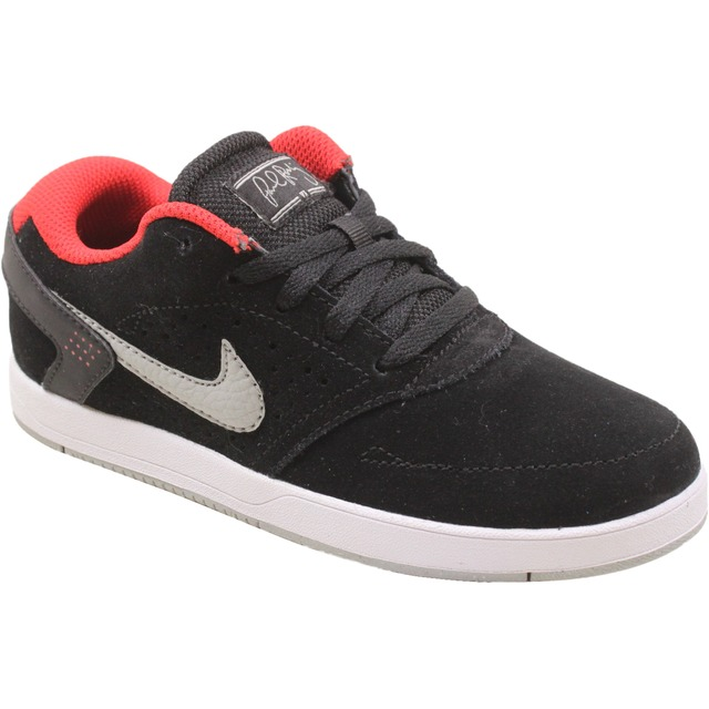 Nike Paul Rodriguez 6 (PS) Black/Medium Grey/White Cement