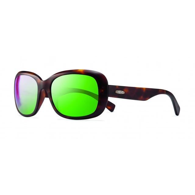 Paxton - Honey Tortoise- Green Water Lens