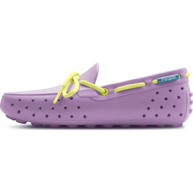 People Footwear The Senna Orchid Purple/Nuance Yellow