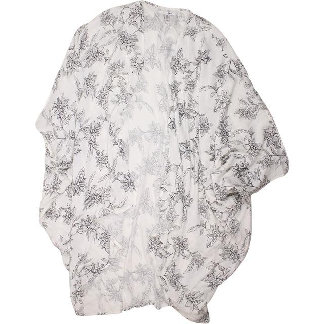 Amuse Society Ponte Woven Kimono Casablanca
