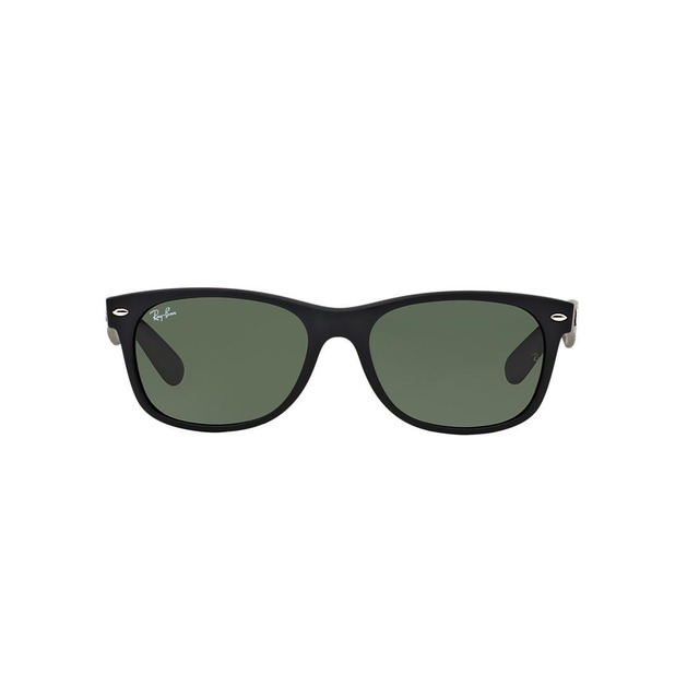 Ray-Ban RB2132 622 Black Rubber 58