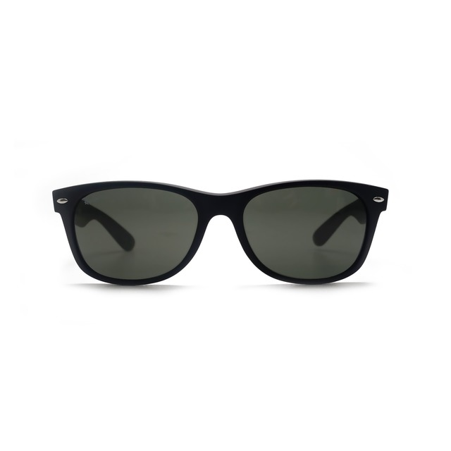 Ray-Ban RB2132 622/17 Black Rubber 55
