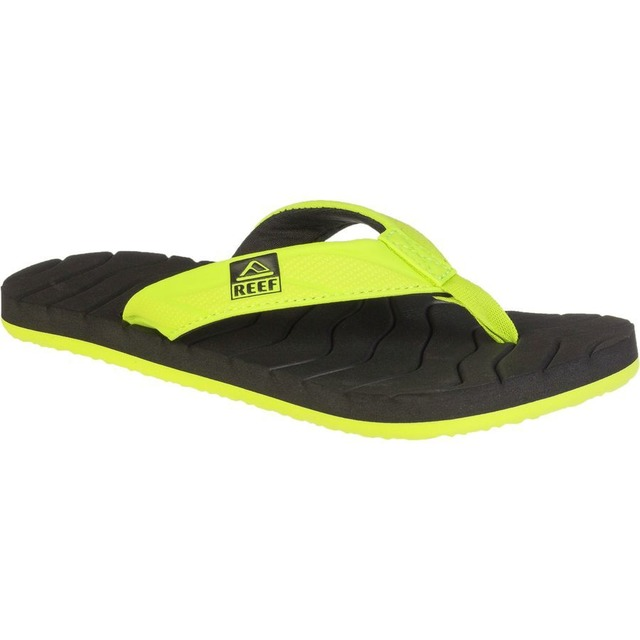 Grom Roundhouse - Black/Green