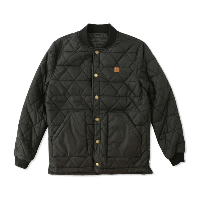 Douglas Reversible  - Black/Grey