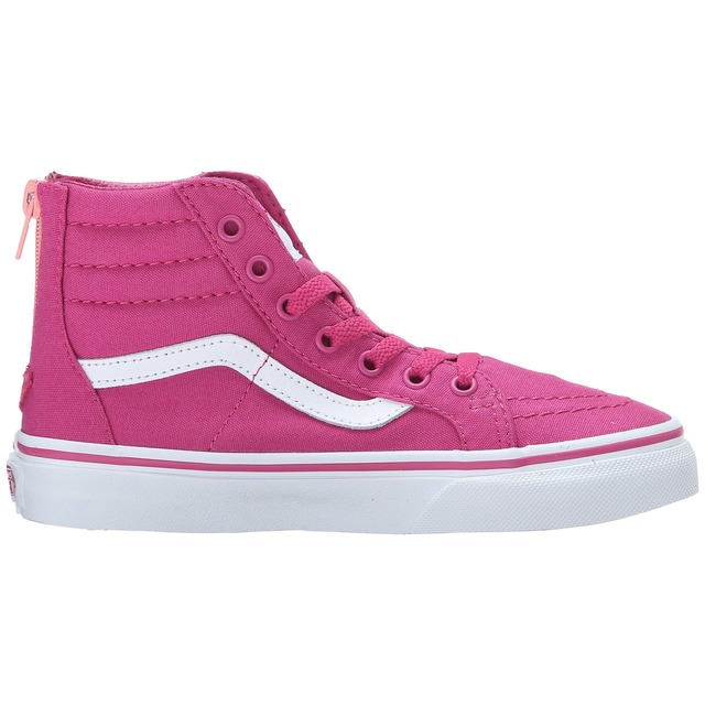 SK8-Hi Zip  - (Canvas) Lilac Rose/ Burnt Coral