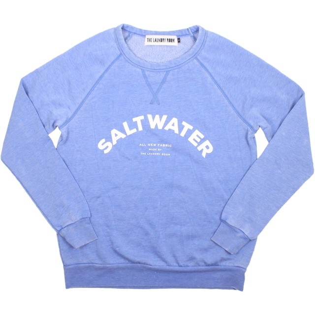 The Laundry Room Saltwater Cozy Deep Blue