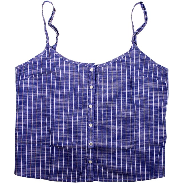 Obey Sanders Cami Chambray Multi
