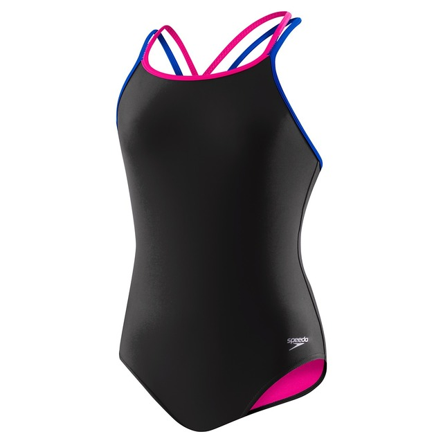 Speedo Crossback Speedo Black