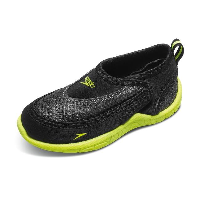 Speedo Toddler Surfwalker Pro 2.0 Black/ Yellow