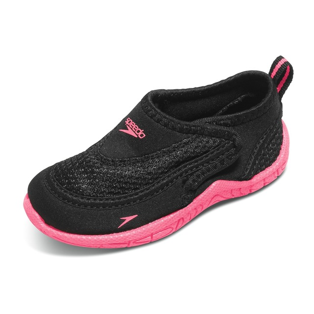 Speedo Toddler Surfwalker Pro 2.0 Black/Pink