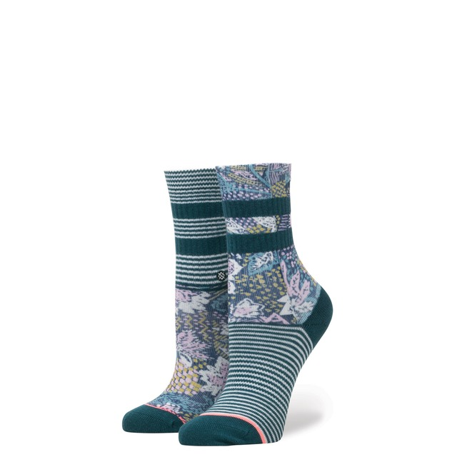 Stance Go East Girls Teal