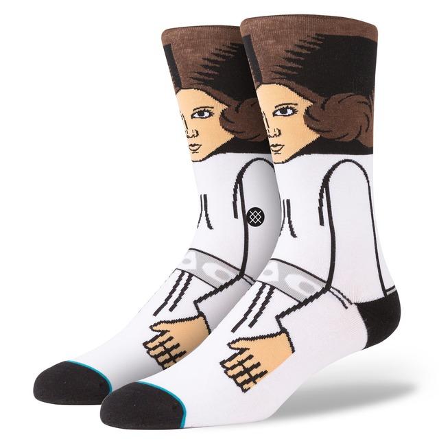 Leia - White