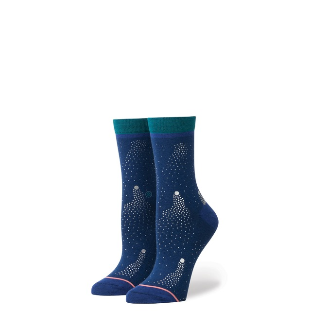 Stance Silver Fall Navy
