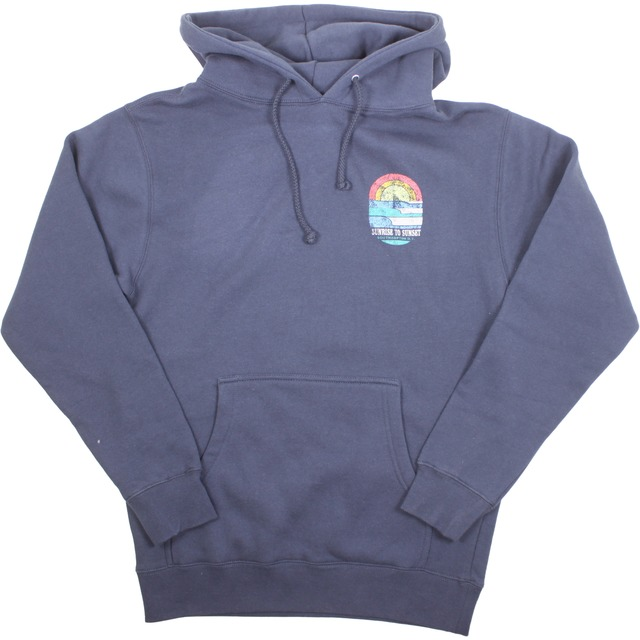 Streamline Sunrise Logo Fleece Slate