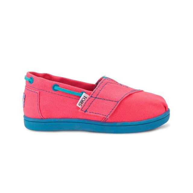 Tiny Bimini Classic - Hot Pink- Blue