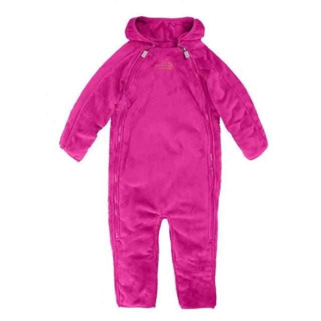 Buttery Fleece Bunting - Azalea Pink