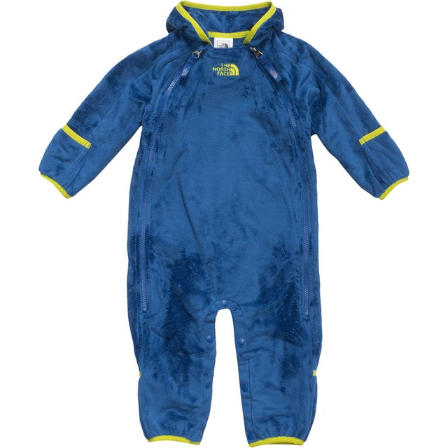 The North Face Buttery Fleece Bunting Snorkel Blue