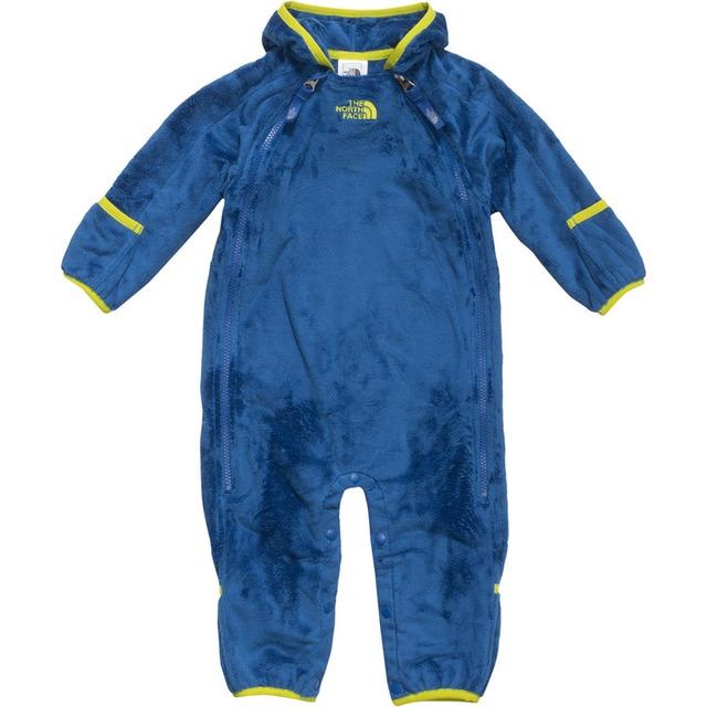 Buttery Fleece Bunting - Snorkel Blue