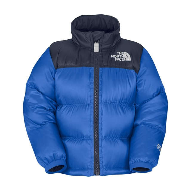 Infant Nuptse - Jake Blue/ Deep Water Blue