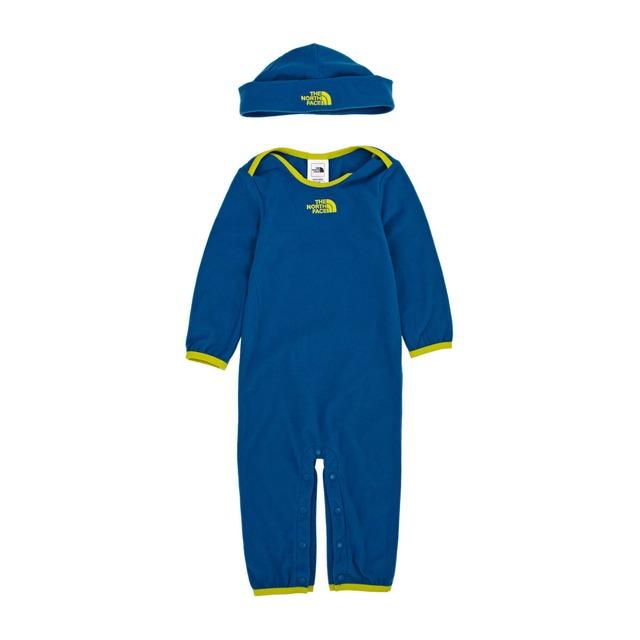 Lil Cozy Fleece Set - Snorkel Blue