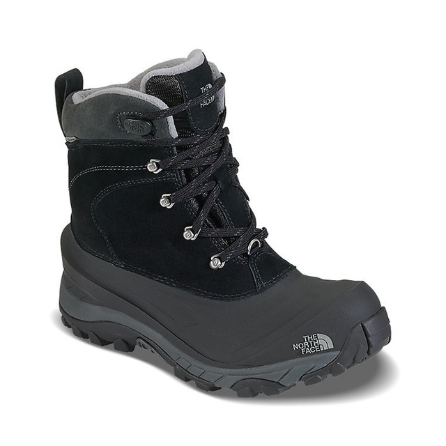 M Chilkat II - Black/Griffin Grey