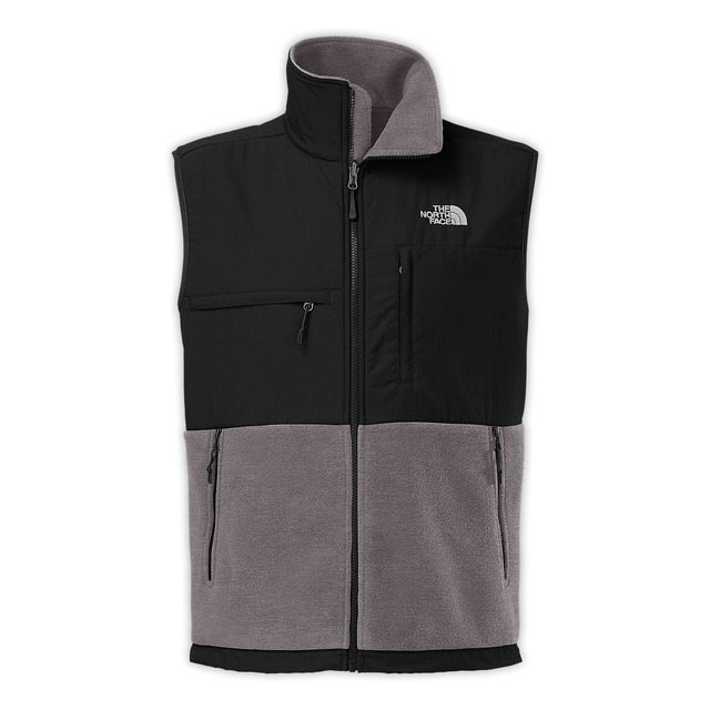M Denali  - Recycled Charcoal Grey Heather/TNF Black