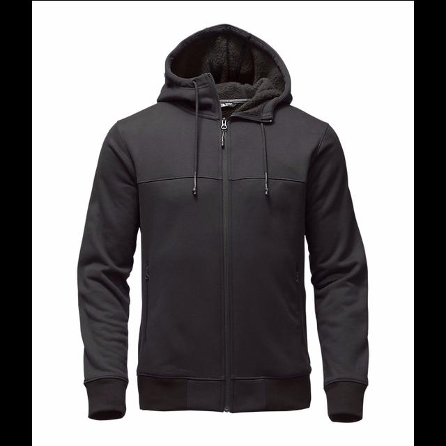 M Tech Sherpa Full Zip - Black