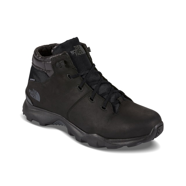 Thermoball Versa Chukka - TNF BLACK/DARK SHADOW GREY