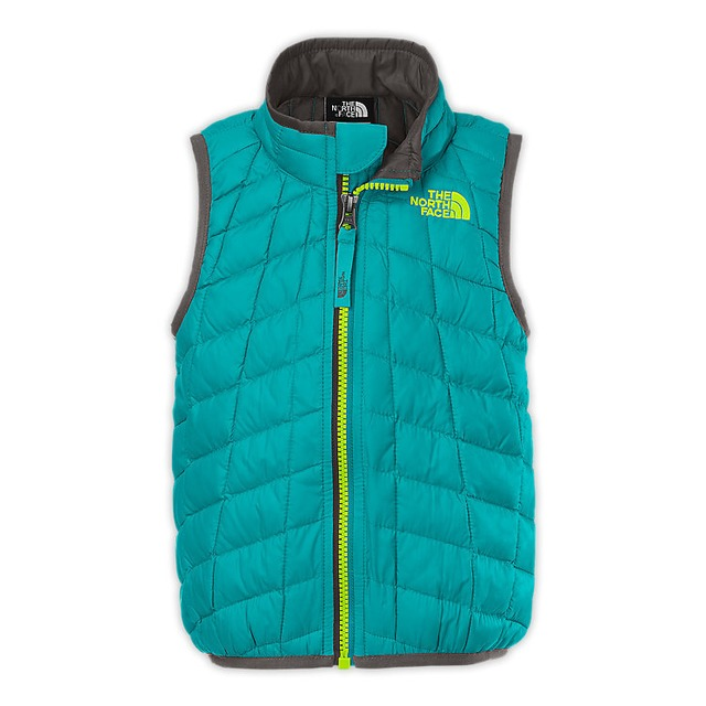 Thermoball Vest - Enamel Blue