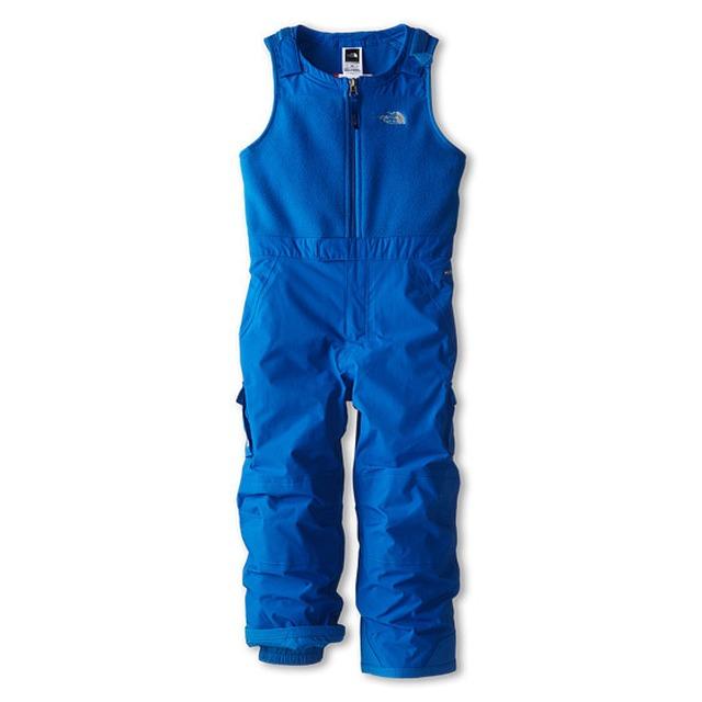 Toddler B Insulated Bib - Snorkel Blue
