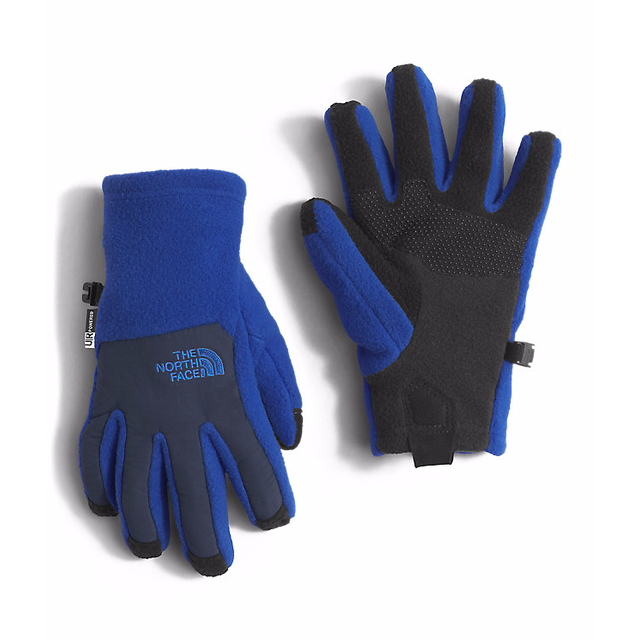 The North Face Youth Denali ETip  Honor Blue