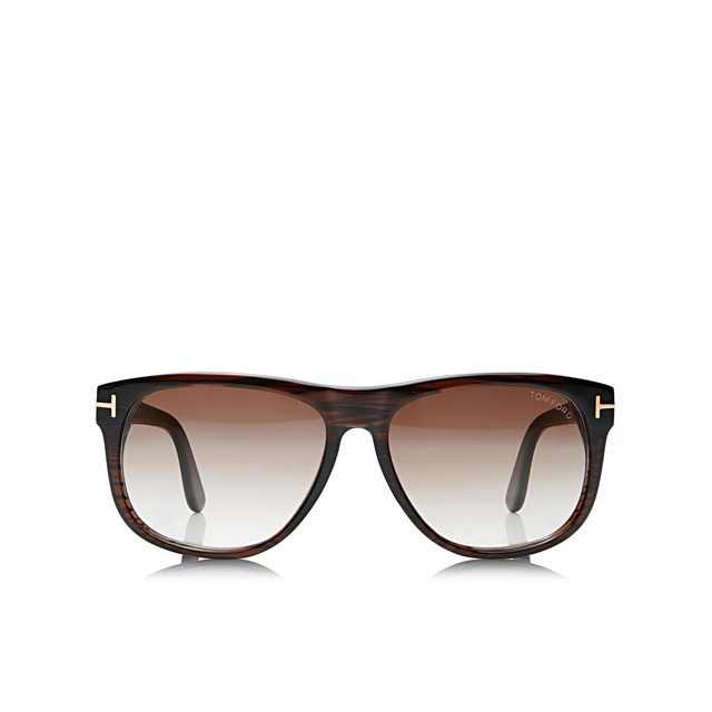 Olivier - Striped Brown