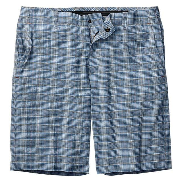Tommy Bahama Fairway Plaid Maritime